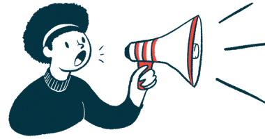 NGN-101 | Batten Disease News | CLN5 gene therapy | illustration of woman with megaphone